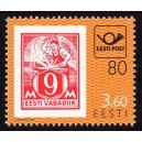 Eesti - 1998 Eesti Post 80, **