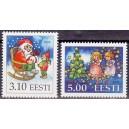 Eesti - 1998 Jõulud, **