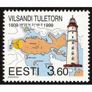 Eesti - 1999 Vilsandi tuletorn, **