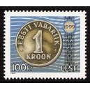 Eesti - 1999 Eesti kroon, 100 krooni, **