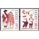 Eesti - 1999 Setu rahvariided, **