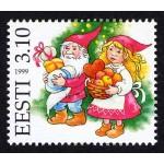 Eesti - 1999, Jõulud, **