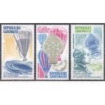 Gabon - õhupallid 1983, **