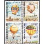 Kongo - õhupallid 1983, **