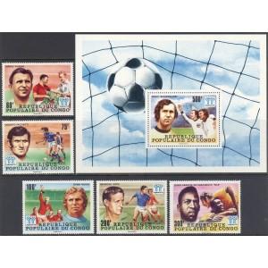 Kongo - jalgpalli MM, Argentiina 1978, **