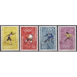 Liechtenstein - Sapporo 1972 olümpia, **