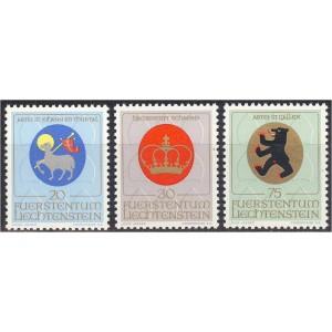 Liechtenstein - vapid 1970, (I) **