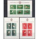 San Marino - Rooma 1960 olümpia, **