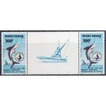 Prantsuse Polüneesia - kalad 1986, **