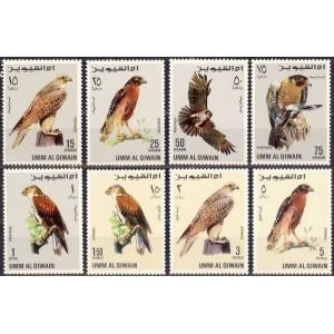 Umm Al Qiwain - linnud 1968, **