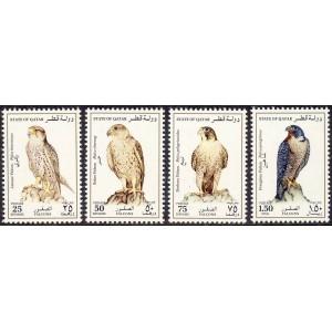 Qatar - linnud 1993, **