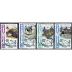 Samoa - kilpkonnad 1995, **
