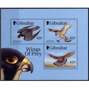 Gibraltar - linnud 1999, **