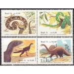 Brasiilia - linnud 1985, **