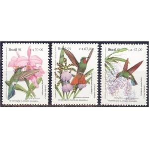 Brasiilia - linnud 1991, **