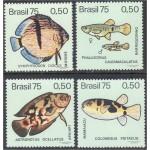 Brasiilia - kalad 1975, **
