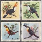 Brasiilia - linnud 1983, **