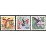 Brasiilia - linnud, kolibrid 1996, **