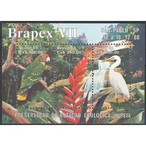 Brasiilia - linnud 1988, **