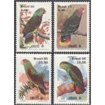 Brasiilia - linnud 1980, **