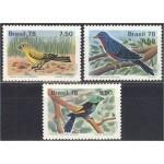 Brasiilia - linnud 1978, **
