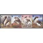 Falkland Islands - linnud WWF 2002, **