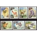Kampuchea - loomad 1984, MNH