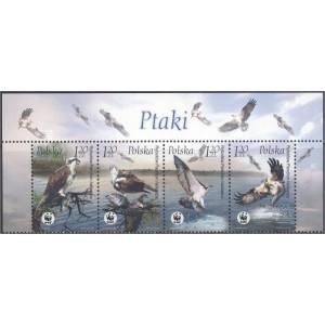 Poola - linnud WWF 2003, **