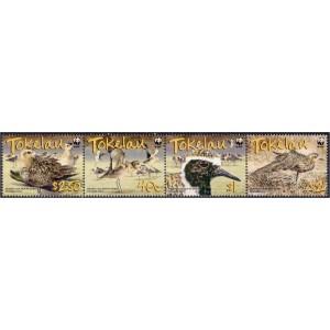 Tokelau - linnud WWF 2007, **