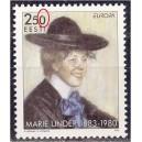 Eesti - Marie Under, katkine nominaal **