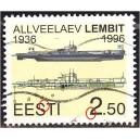 Eesti - allveelaev Lembit, katkised S ja 2