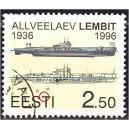 Eesti - allveelaev Lembit, katkine T