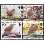 Falkland Islands - linnud WWF 2009, **