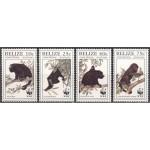 Belize - loomad WWF 1997, **