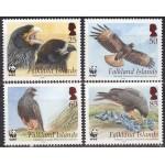 Falkland Islands - linnud WWF 2006, **