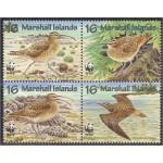 Marshall Islands - linnud WWF 1997, **