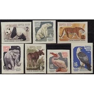 NSVL - loomad-linnud 1964, lõigatud **