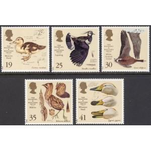 Inglismaa - linnud 1996, **