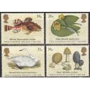 Inglismaa - fauna ja floora 1988, **