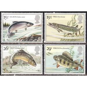 Inglismaa - kalad 1983, **
