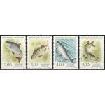 Prantsusmaa - kalad 1990, **