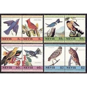 Nevis - linnud 1985, MNH