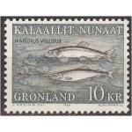 Gröönimaa - kalad 1986, **