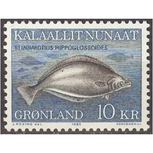 Gröönimaa - kalad 1985, **