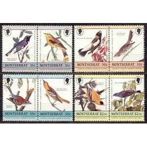 Montserrat - linnud 1985, **