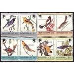Montserrat - linnud 1985, MNH