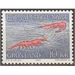 Gröönimaa - krevetid 1982, **