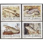 Jugoslaavia - kalad 1990, **