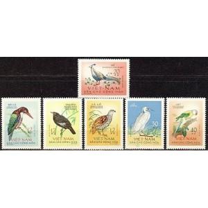 Vietnam - linnud 1963, **