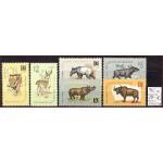 Vietnam - loomad 1964, MNH